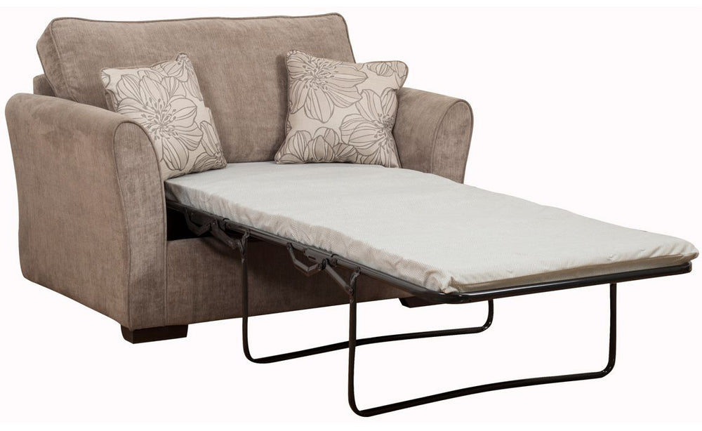 Highfield 80cm Sofa Bed Chair With Deluxe Mattress