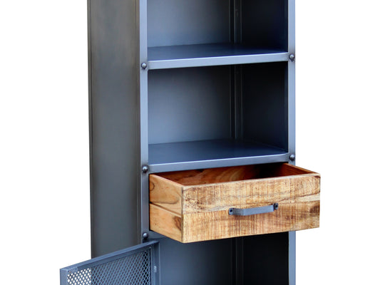 Solid Mango Bookcase - inspired-room.myshopify.com