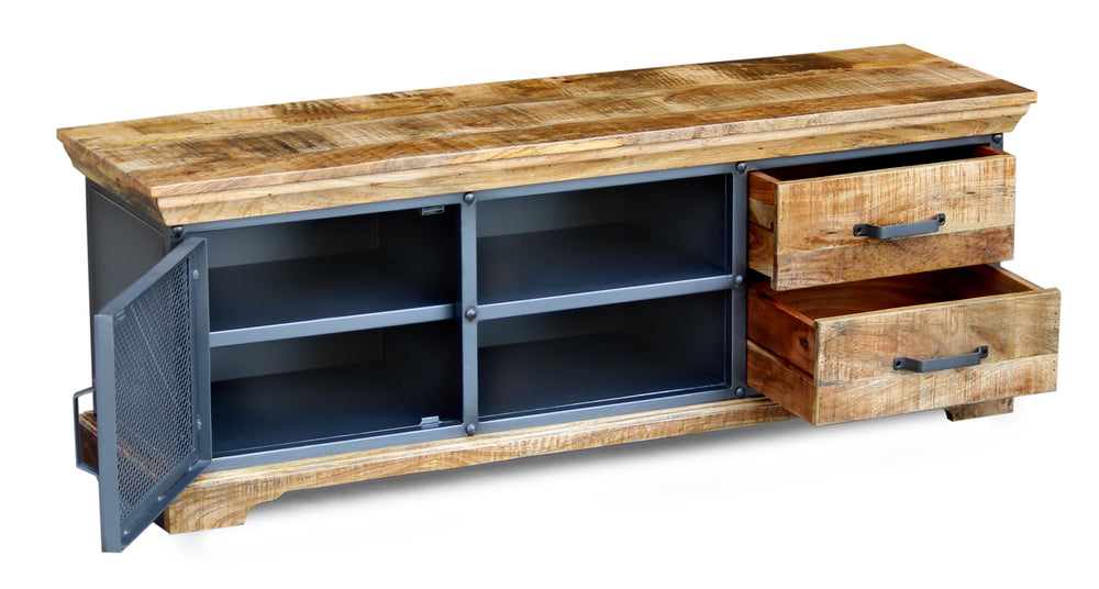 Solid Mango TV Stand - inspired-room.myshopify.com