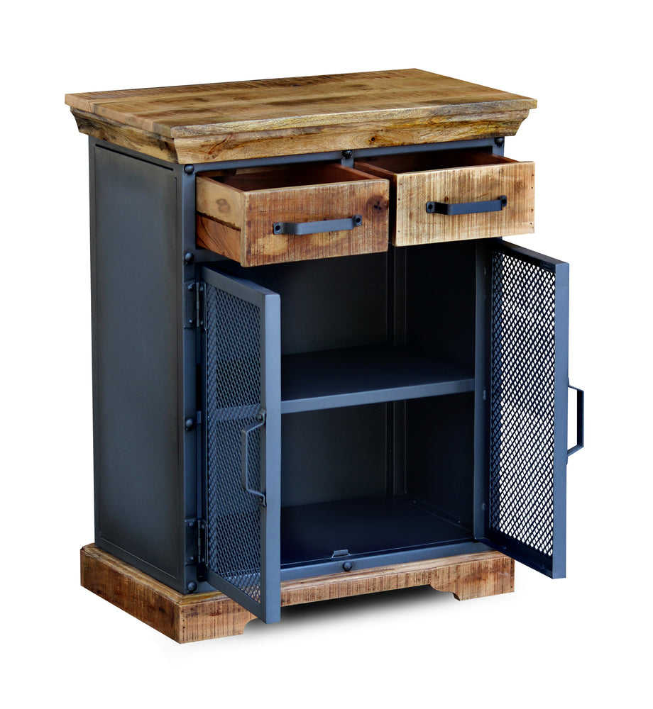 Solid Mango Hall Cabinet - inspired-room.myshopify.com
