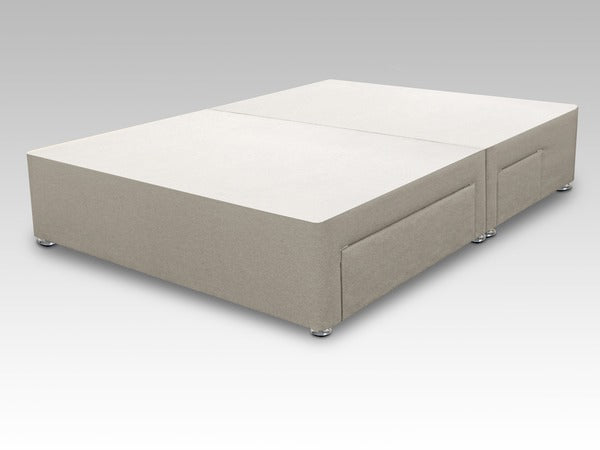 Universal Grampian Wool 5ft King Size Divan Base