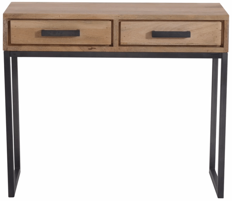 Solid Mango Console Table