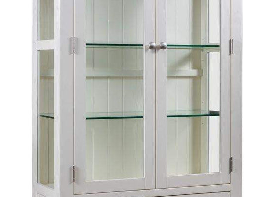 Display Cabinet With Glass Doors - inspired-room.myshopify.com