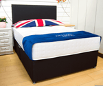 Memory Elite 1000 Pocket Sprung Divan