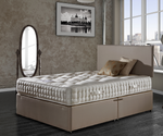 Luxury Regal Ortho Firm 1000 Pocket Sprung Divan Bed