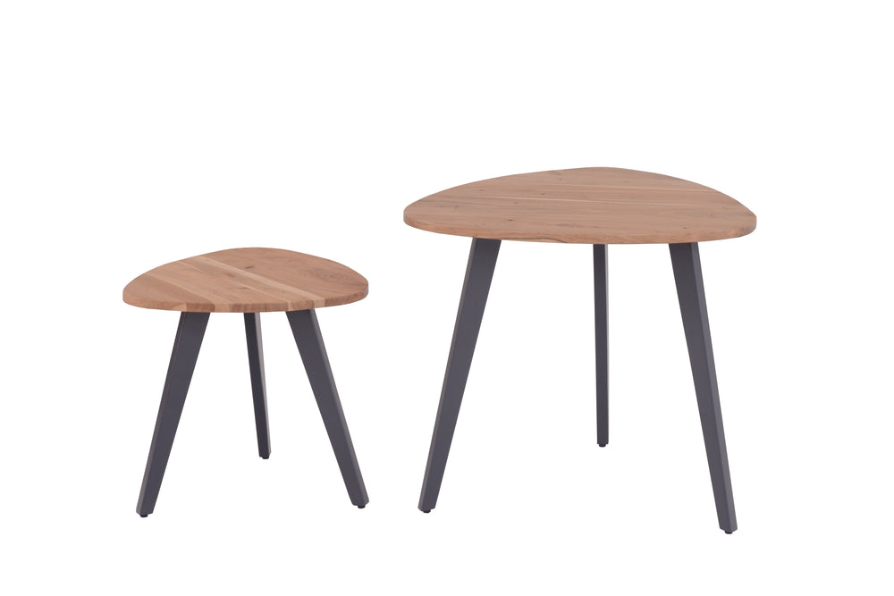 Nest of Two Tables 61 x 60 x 55cm