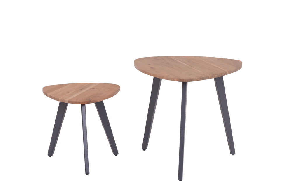 Nest of Two Tables 61 x 60 x 55cm - inspired-room.myshopify.com