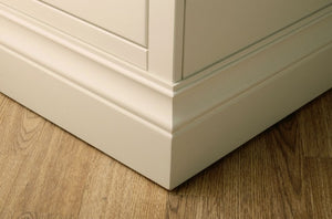 Cassis Painted 3 Over 4 Drawer Chest