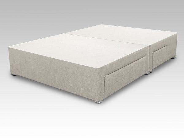 Universal Grampian Wool 4ft Small Double Divan Base