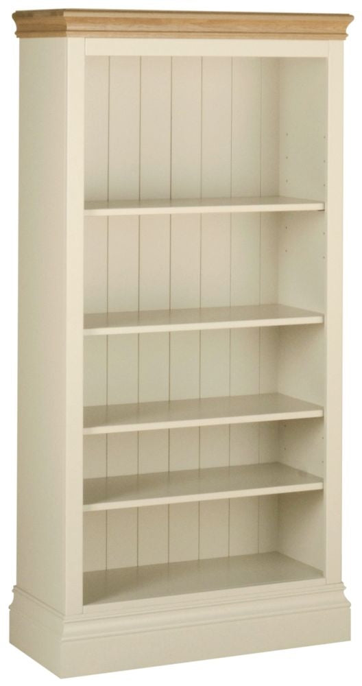 Load image into Gallery viewer, Cassis Painted Plain Bookcase