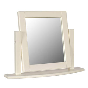 Cassis Painted Single Mirror
