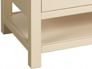 Cassis Painted Corner TV Unit
