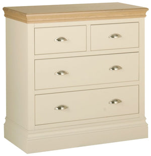 Cassis Painted 2 + 2 Drawer Chest