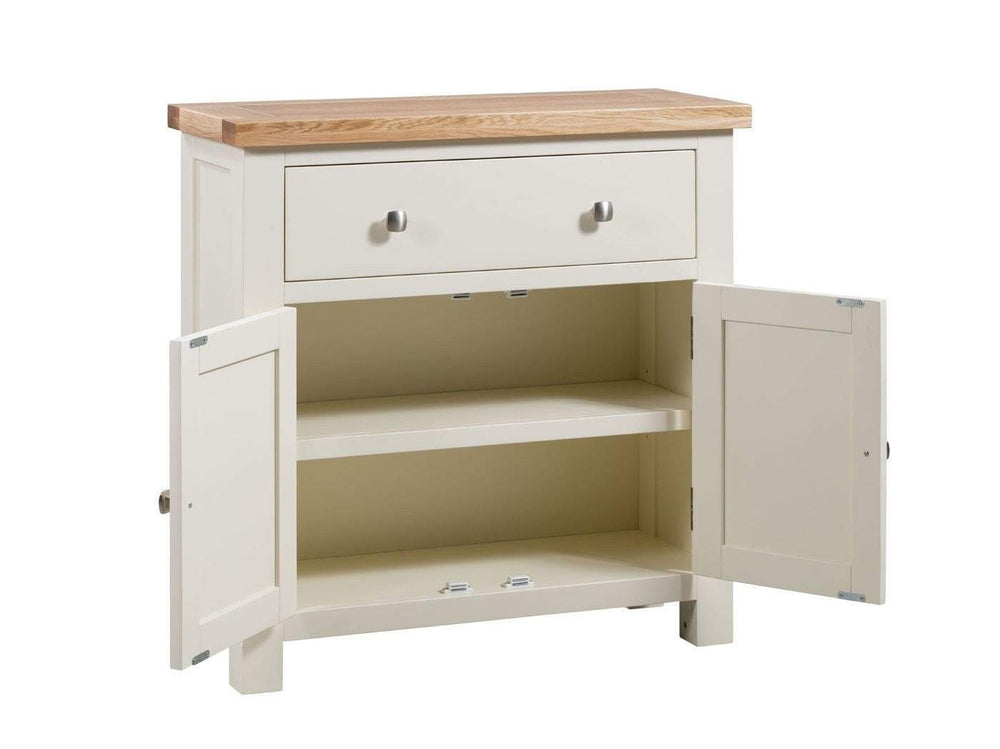 Kingston Cream Compact Sideboard - Inspired Rooms