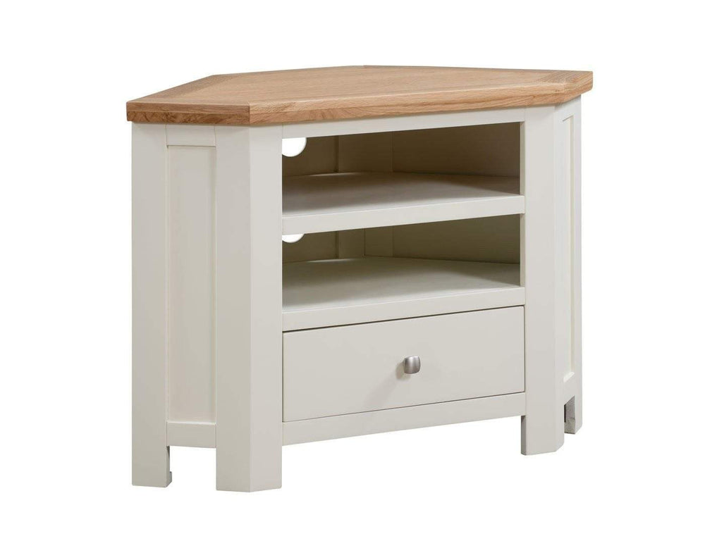 Kingston Cream Corner TV Unit
