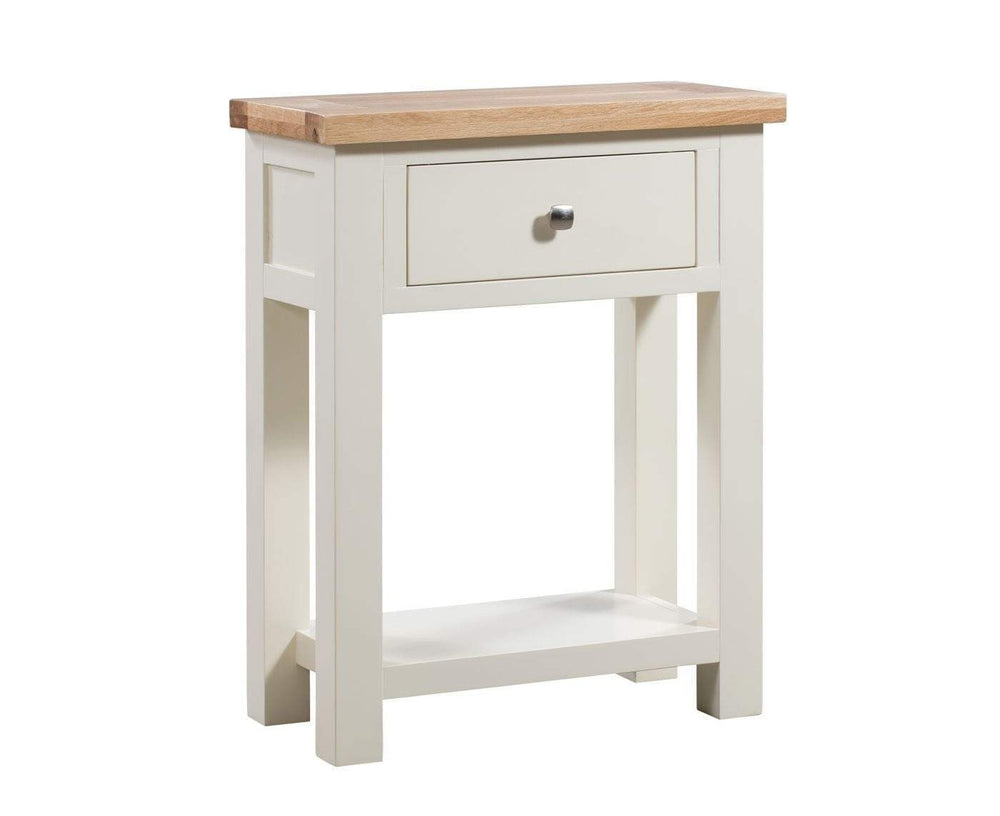 Kingston Cream Small Console Table