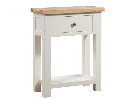 Kingston Cream Small Console Table - Inspired Rooms