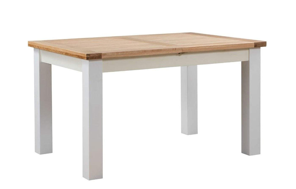Medium Extending Dining Table with 2 Leaf extensions - Inspired Rooms