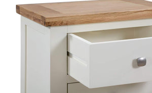 Kingston Cream Small Console Table - inspired-room.myshopify.com