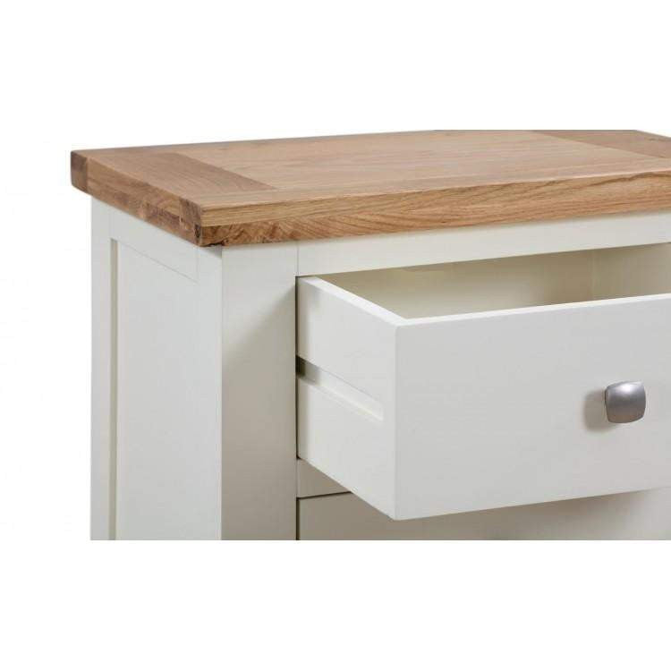 Kingston Cream 2 Over 4 Chest - Inspired Rooms Furniture Superstore