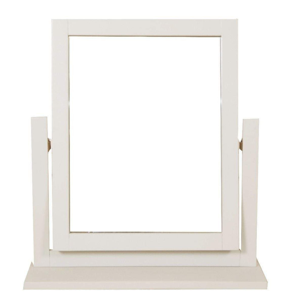 Load image into Gallery viewer, Havana Cream Painted Dressing Mirror - inspired-room.myshopify.com