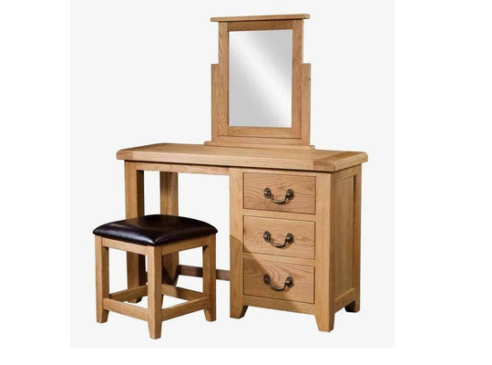 Single Ped Dressing Table - inspired-room.myshopify.com