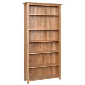 Tall 6' Bookcase
