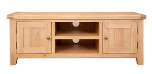 New Havana Oak Plasma TV Unit