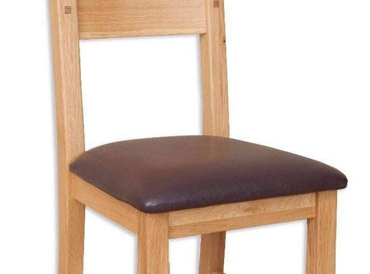 Havana Oak Dining Chair - Inspired Rooms