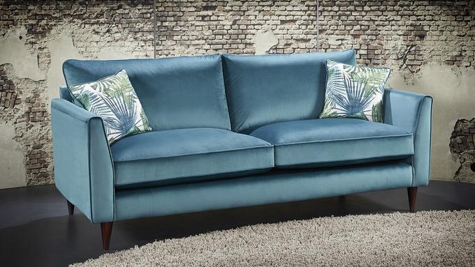 Load image into Gallery viewer, Petra 3 Seater Sofa