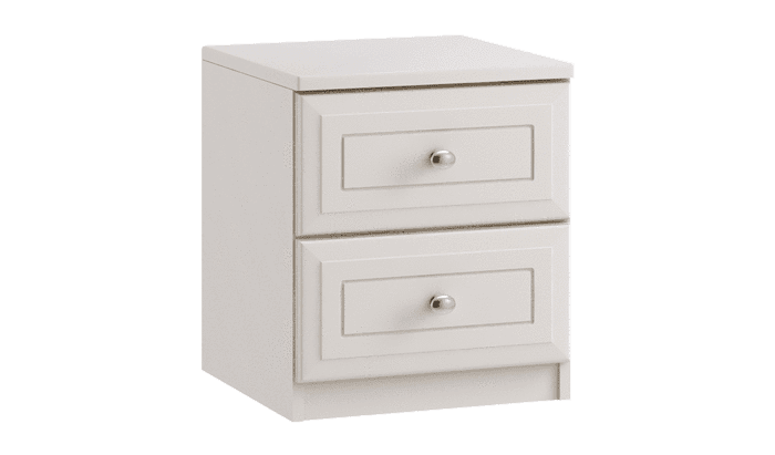 Ravello 2 Drawer Bedside