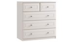 3 plus 2 Drawer Chest