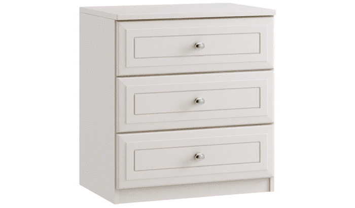 3 Drawer Midi Chest