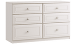 6 Drawer Twin Chest - inspired-room.myshopify.com