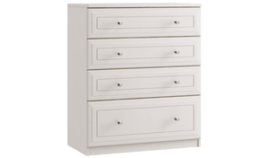 4 Drawer Chest with 1 Deep