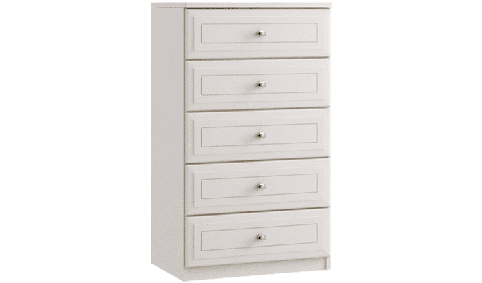 5 Drawer Midi Chest