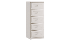 5 Drawer Narrow Chest - inspired-room.myshopify.com