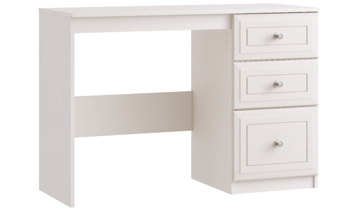 Single Pedestal Dressing Table - inspired-room.myshopify.com