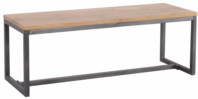 Solid Mango Small Bench - inspired-room.myshopify.com