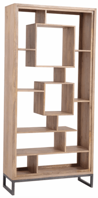 Solid Mango Display Cabinet - inspired-room.myshopify.com