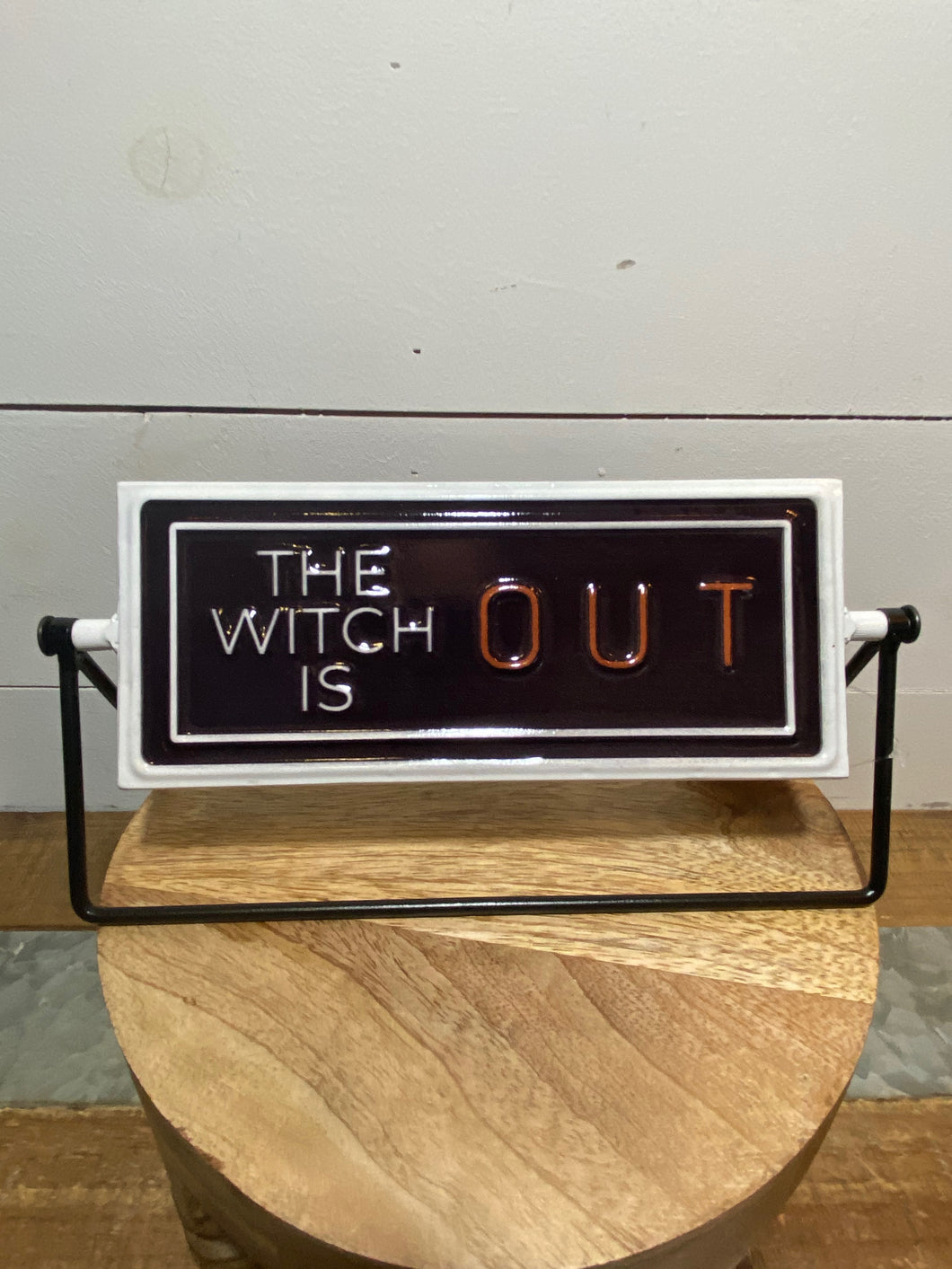 Witch is In/Out