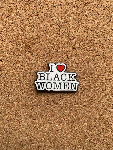 I Love Black Women