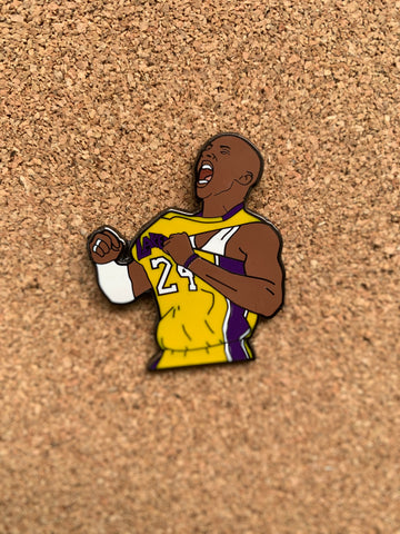 Black Mamba Pin
