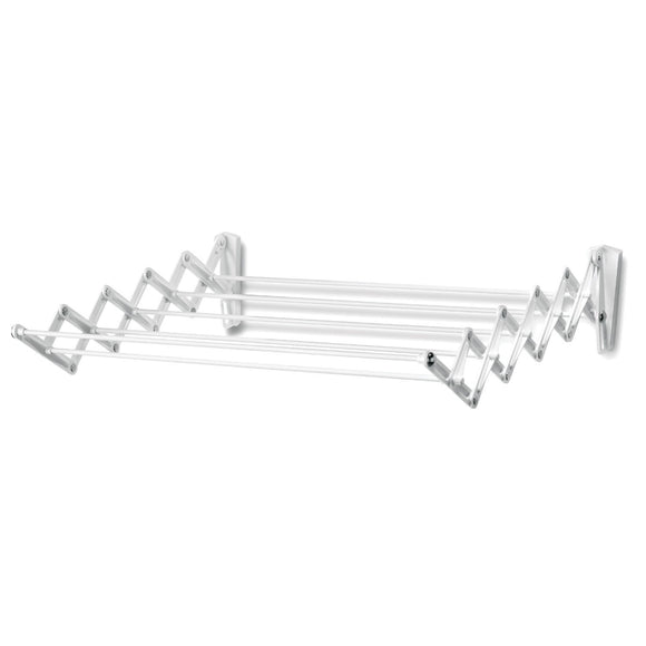 61 cm Wall Mount Accordion Airer
