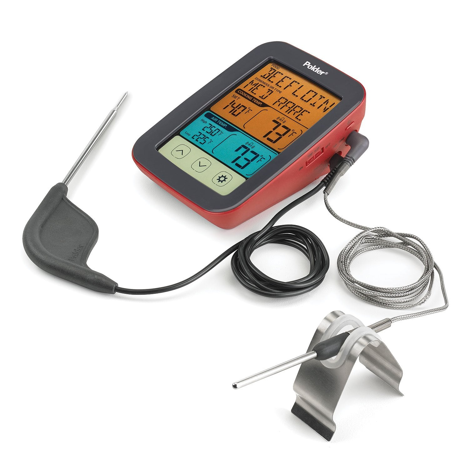 Digital BBQ / Smoker Thermometer