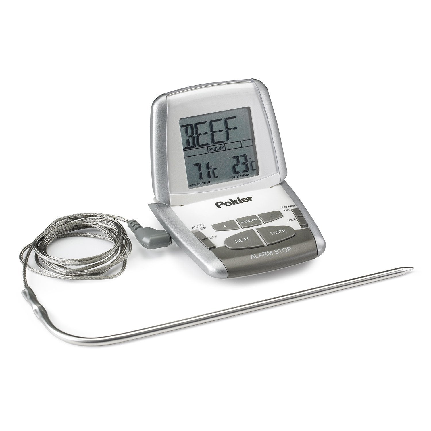 Deluxe Preset Thermometer