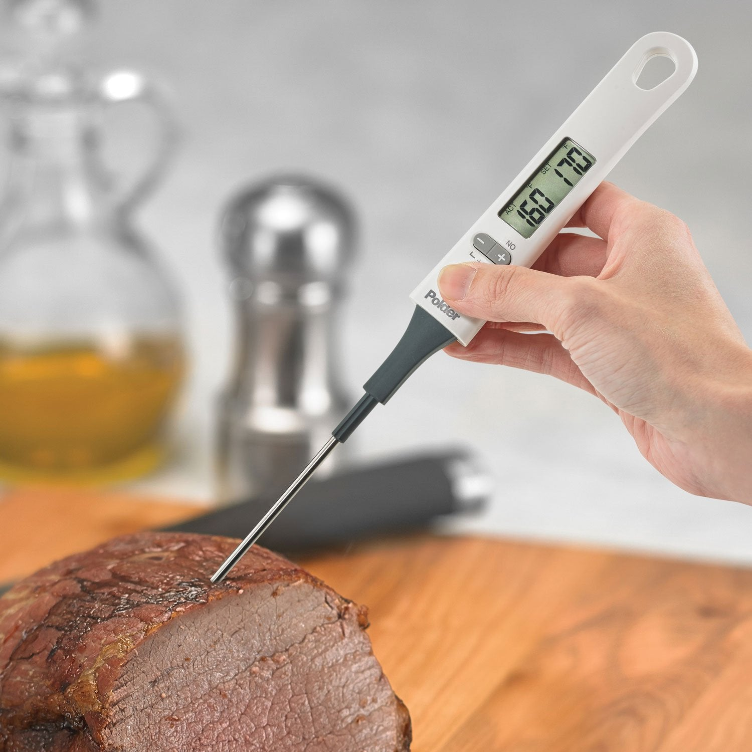 Digital Baking & Jam Thermometer