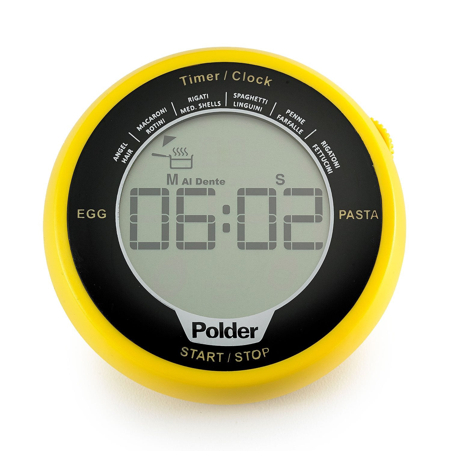 Digital Egg & Pasta Timer