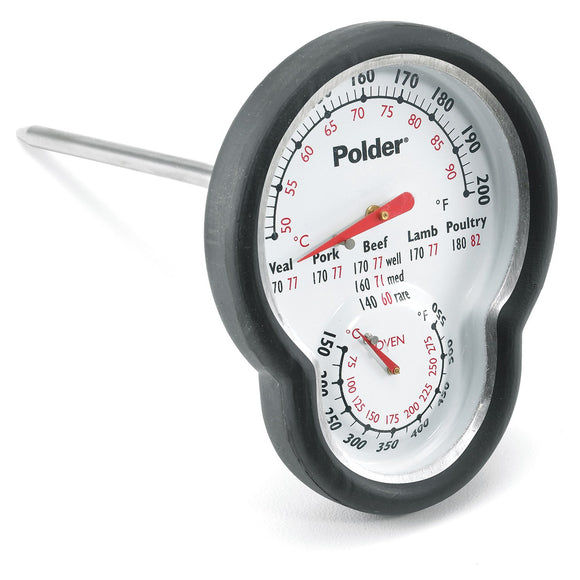 Dual Sensor In-Oven Thermometer
