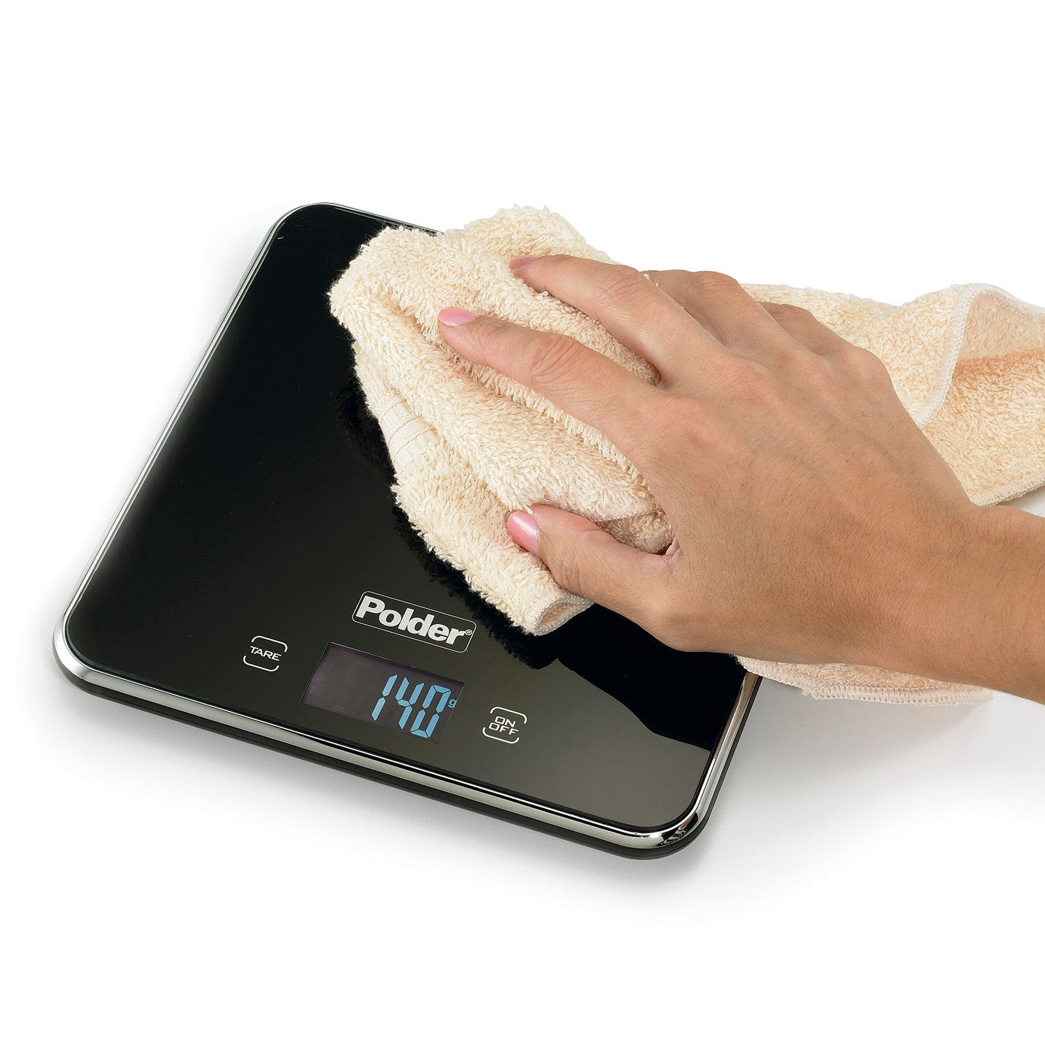 Slimmer Digital Kitchen Scale